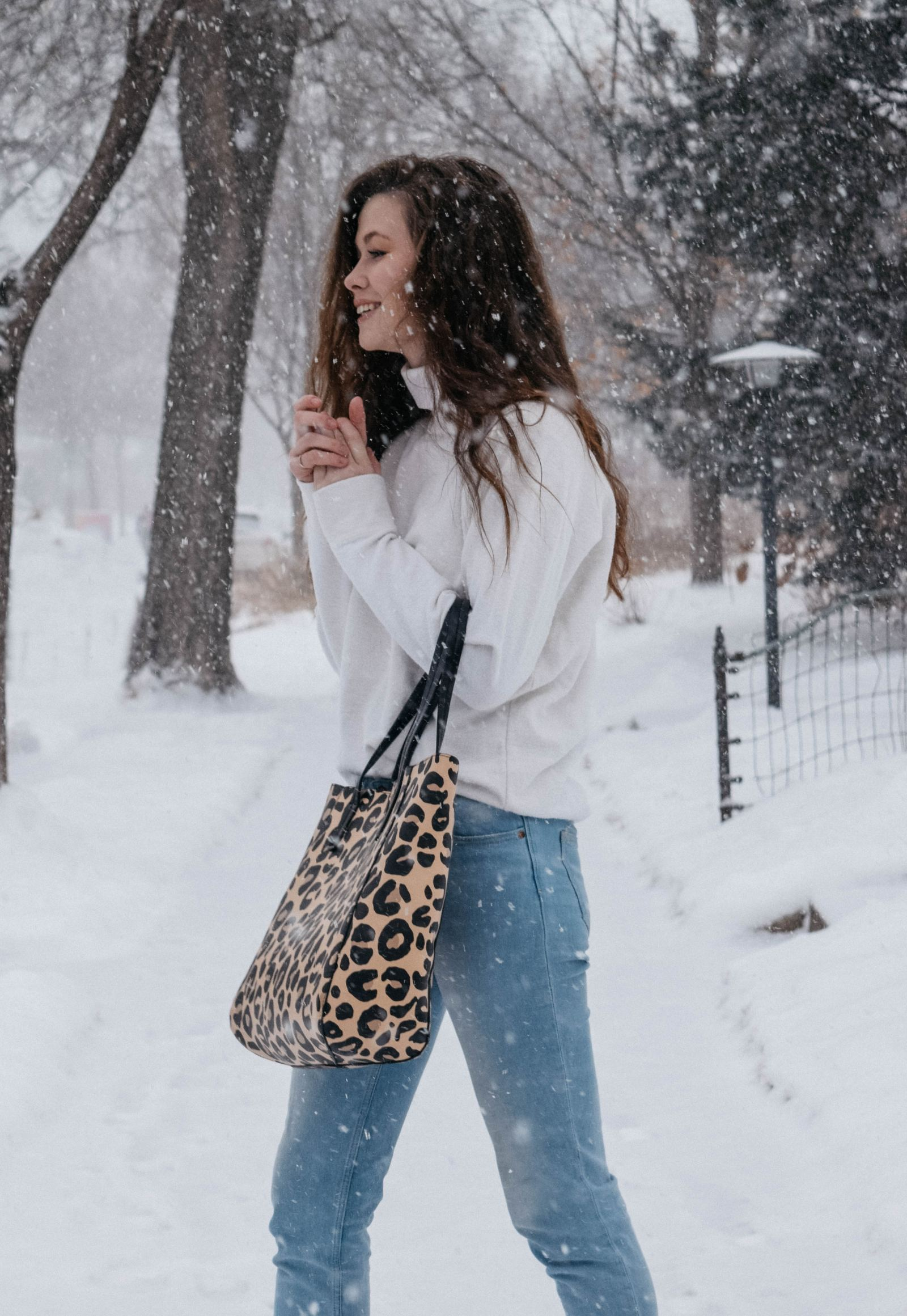 how to style leopard print?