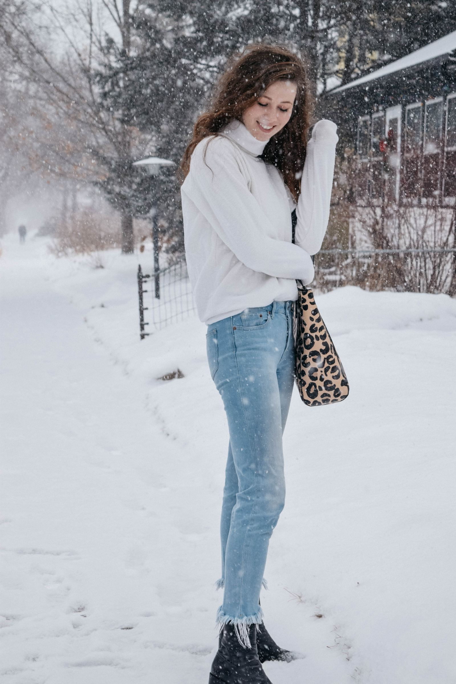 how to style leopard print?, blogging