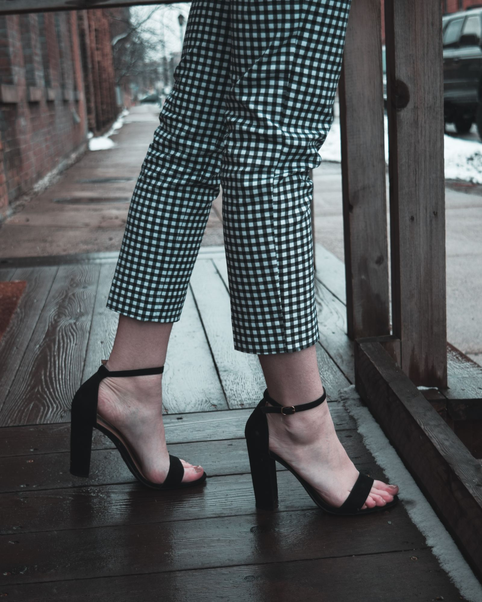 How to Style Gingham Print