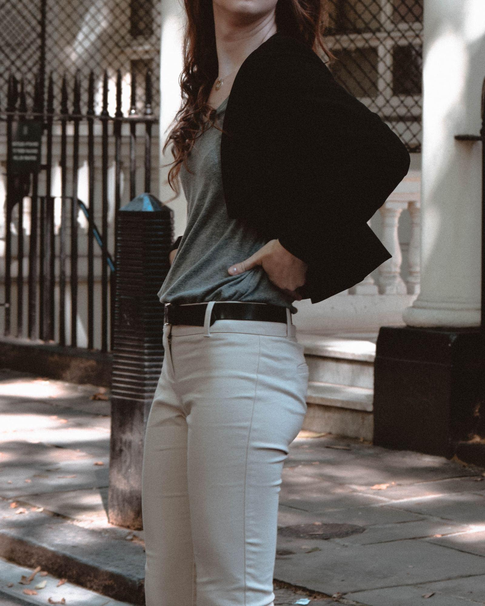 Monochrome Minimalist - Timeless Wardrobe