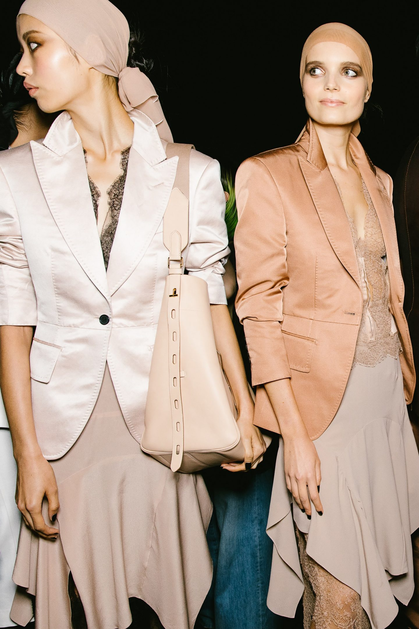 New York Fashion Week. Corey Tenold