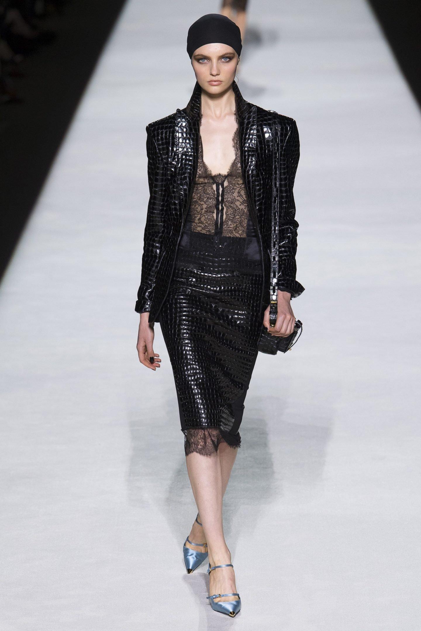 New York Fashion Week | Tom Ford | Image via vogue.com