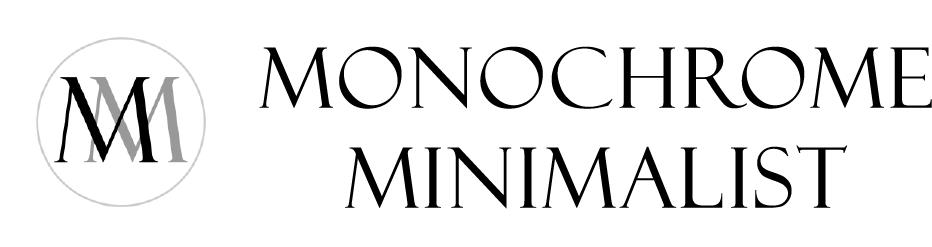 Monochrome Minimalist