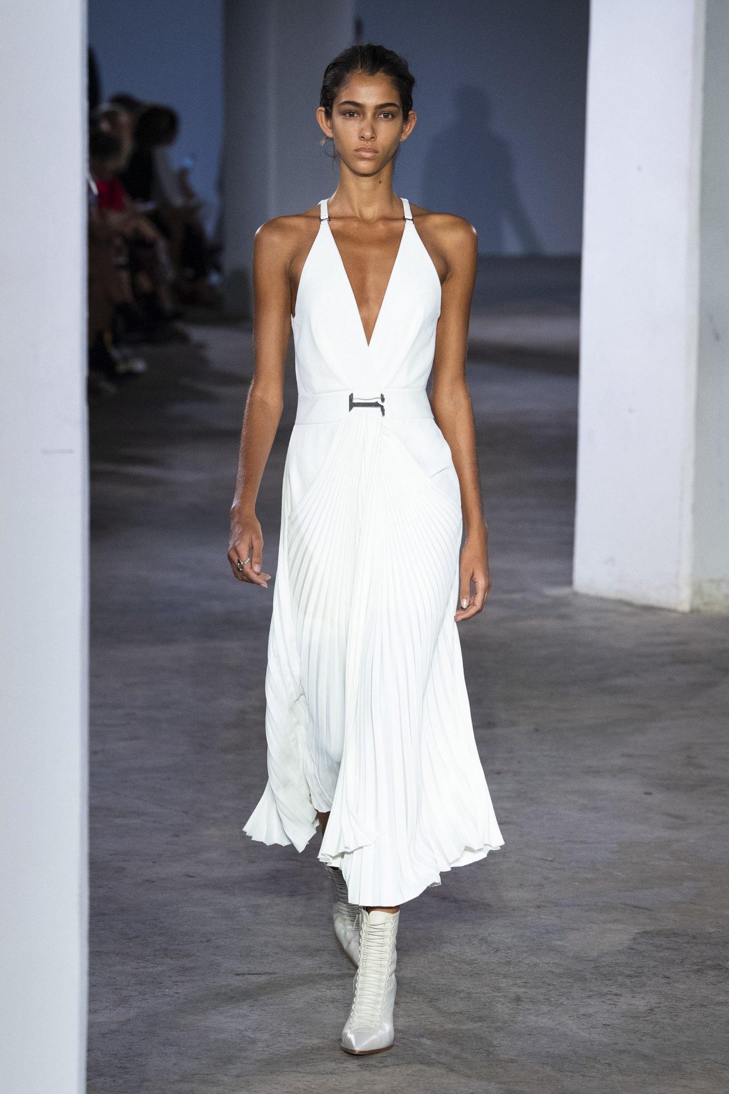 New York Fashion Week | Dion Lee | Image via vogue.com