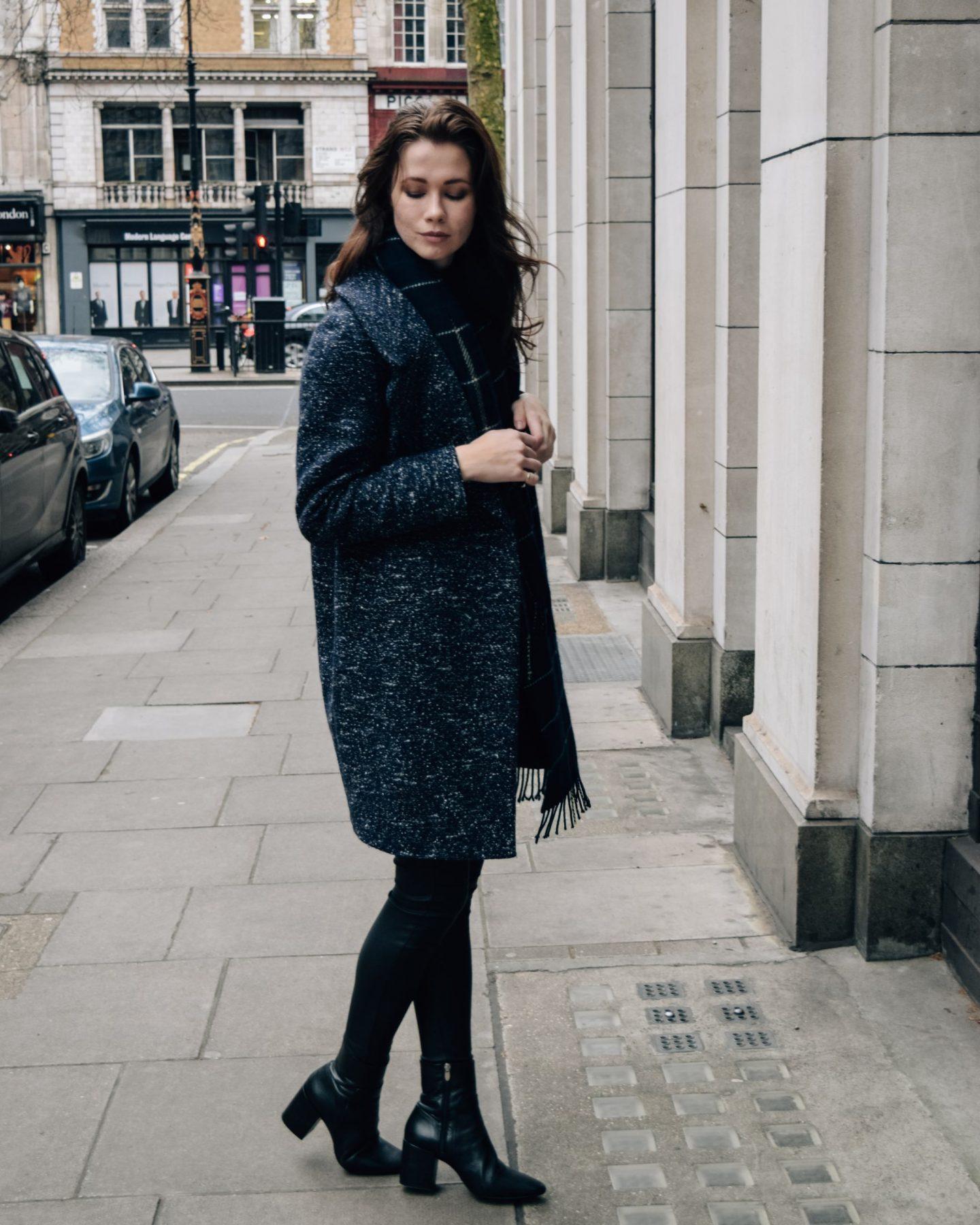 Fashion Month | London Fashion Week | LFW | Monochrome Minimalist