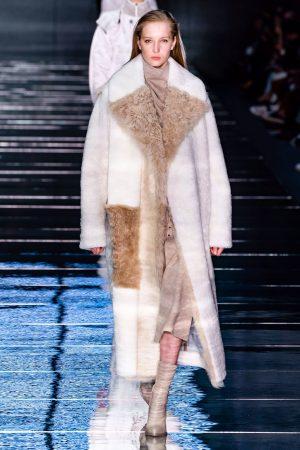 BOSS RTW AW19 / Hugo Boss / Vogue / Autumn Trends