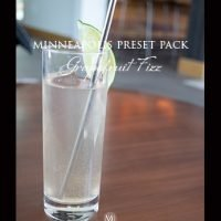 Adobe Lightroom Presets, Monochrome Minimalist Presets, Lime Wedge Preset, Grapefruit Fizz Preset