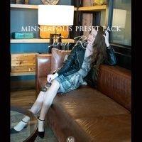 Adobe Lightroom Presets, Monochrome Minimalist Presets, Iron Rod Preset