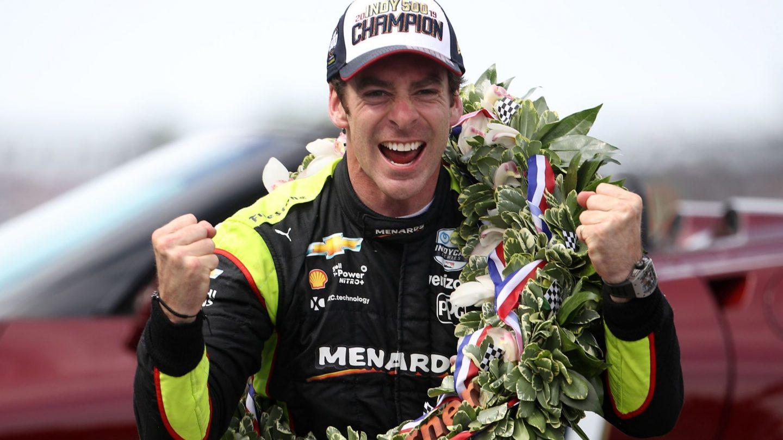 Skysports Image, Simon Pagenaud, Indianapolis 500 Winner 2019