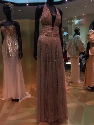 J'Adore Dior Campaign Dress, Charlize Theron