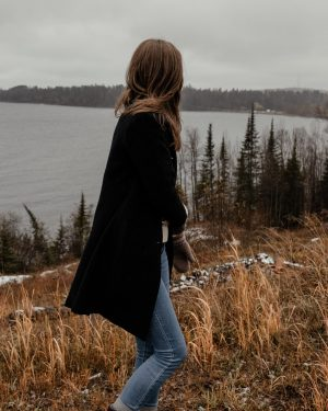 Two Harbours Getaway | Monochrome Minimalist wearing Calvin Klein, Levis, Timberlands and Iris&Ink